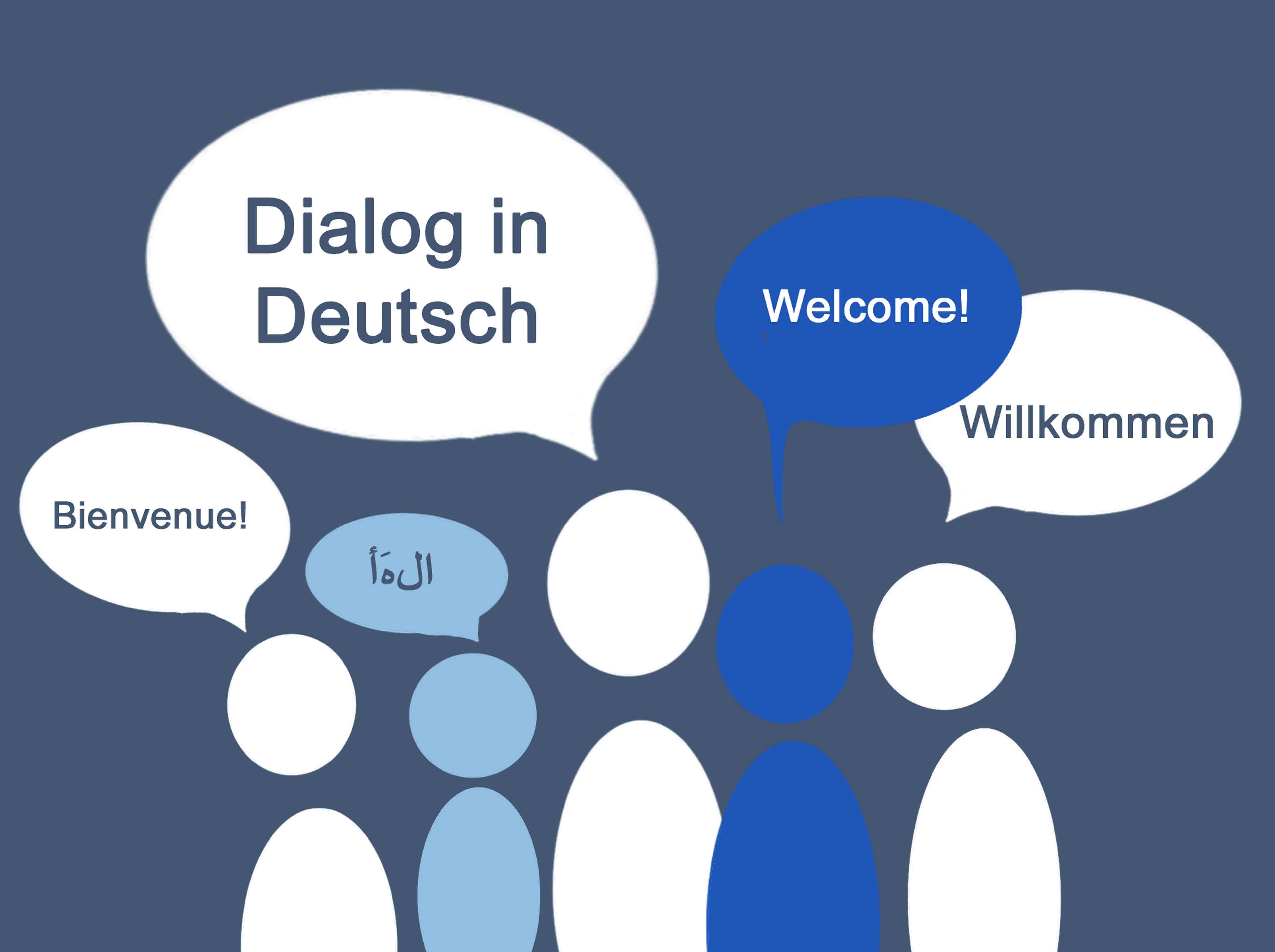 Dialog in Deutsch